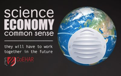 Science and common sense must now become an integral part of economic planning if we are to emerge from this pandemic