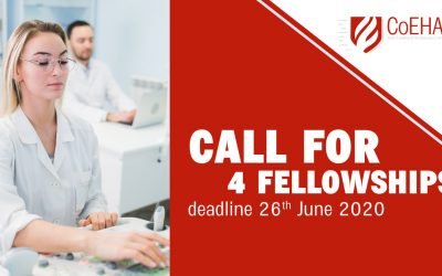 COEHAR UNICT: A call is open for 4 Research Fellowships