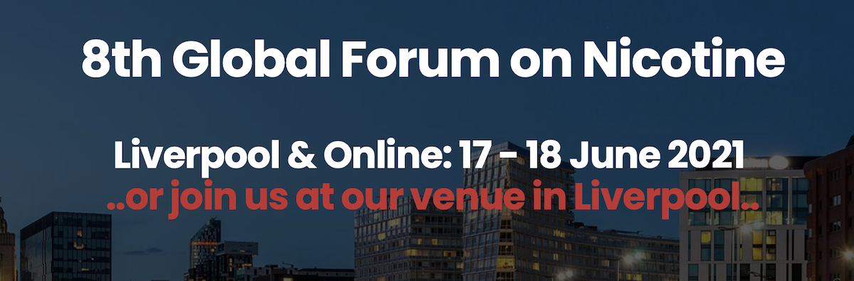 Global Forum of Nicotine 2021