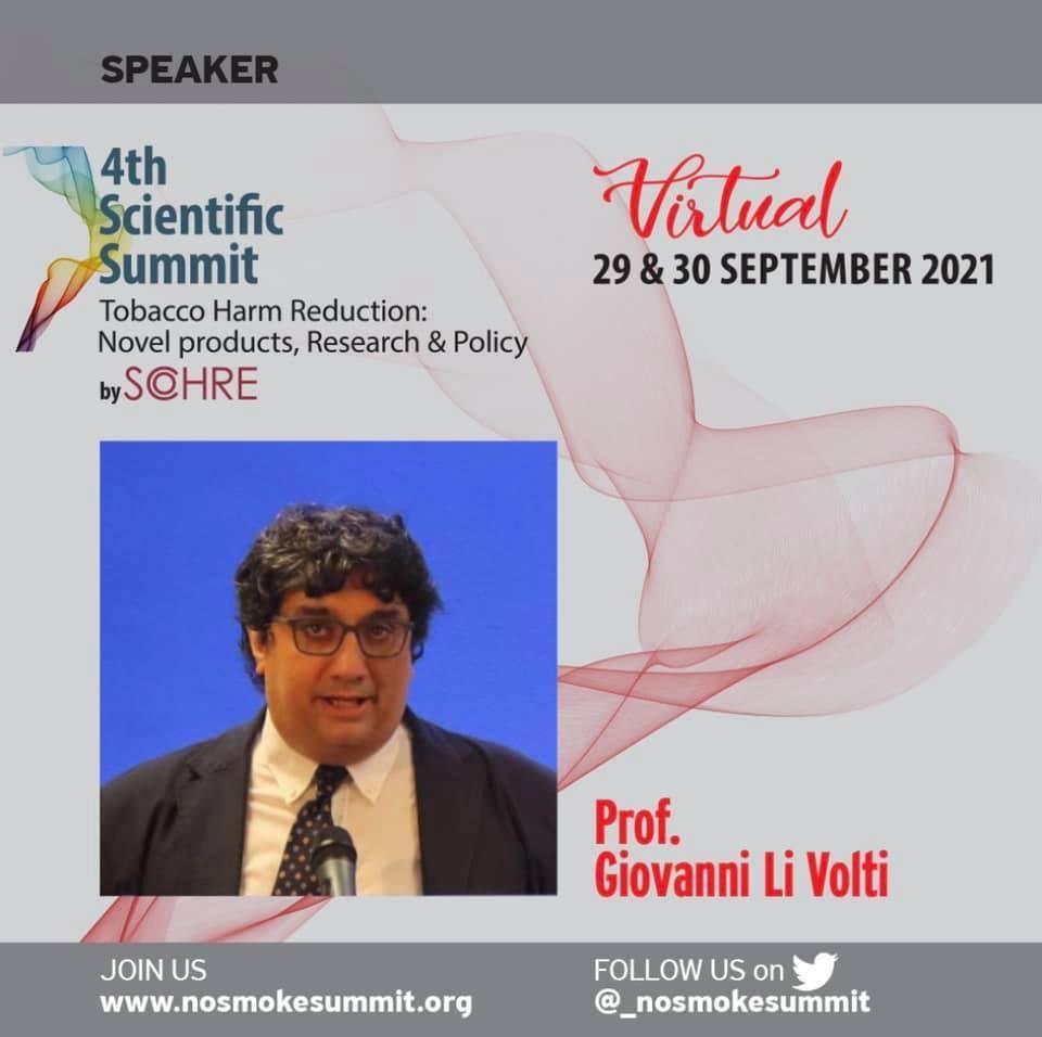 4th scientific summit smoking experts